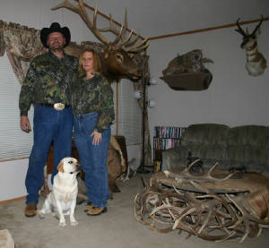 New Mexico Hunting From Cloudcroft, NM, With Steve & Lee-Ann Connor of STC OUTFITTING
